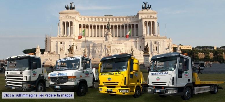 Officina mobile Roma