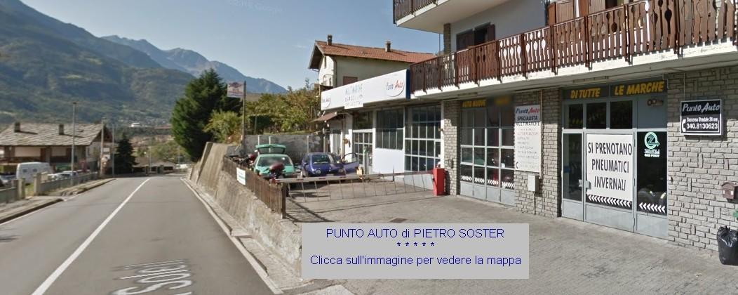 PUNTO AUTO di PIETRO SOSTER