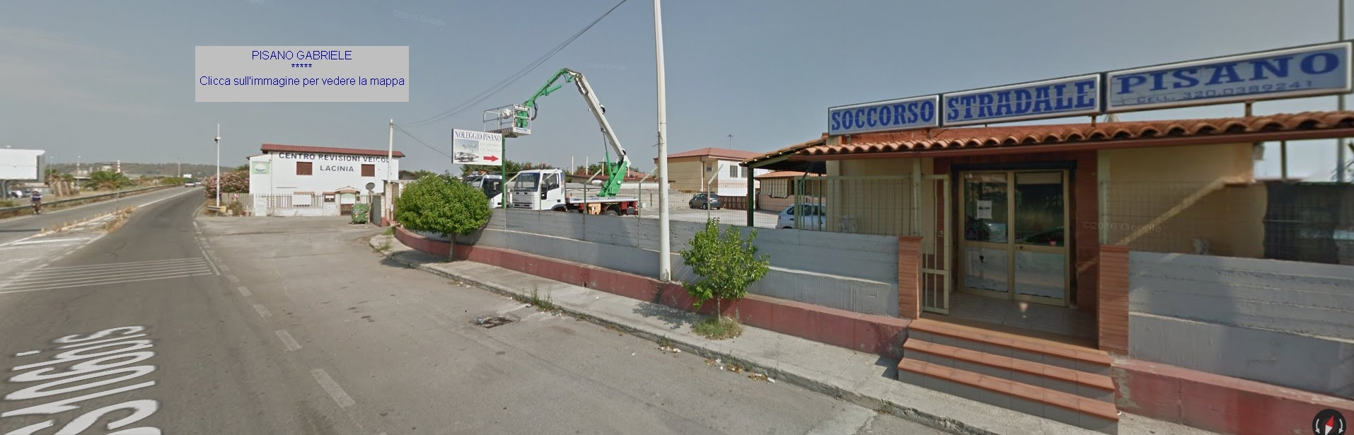 Soccorso stradale Pisano Gabriele, Crotone (KR)