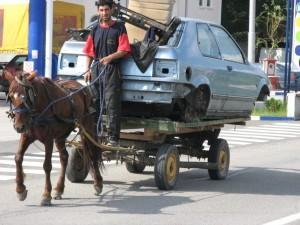 Rottamazione auto Roma Cassia