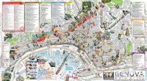 mappa di Genova da scaricare