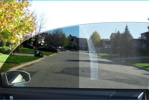 Sostituzione vetri auto Terni, riparazione parabrezza ed oscuramento vetri auto.